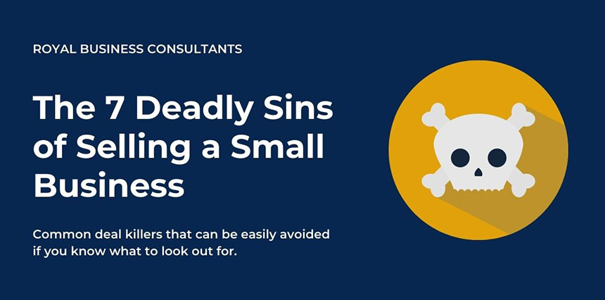 7-Deadly-Sins-of-Selling-a-Small-Business