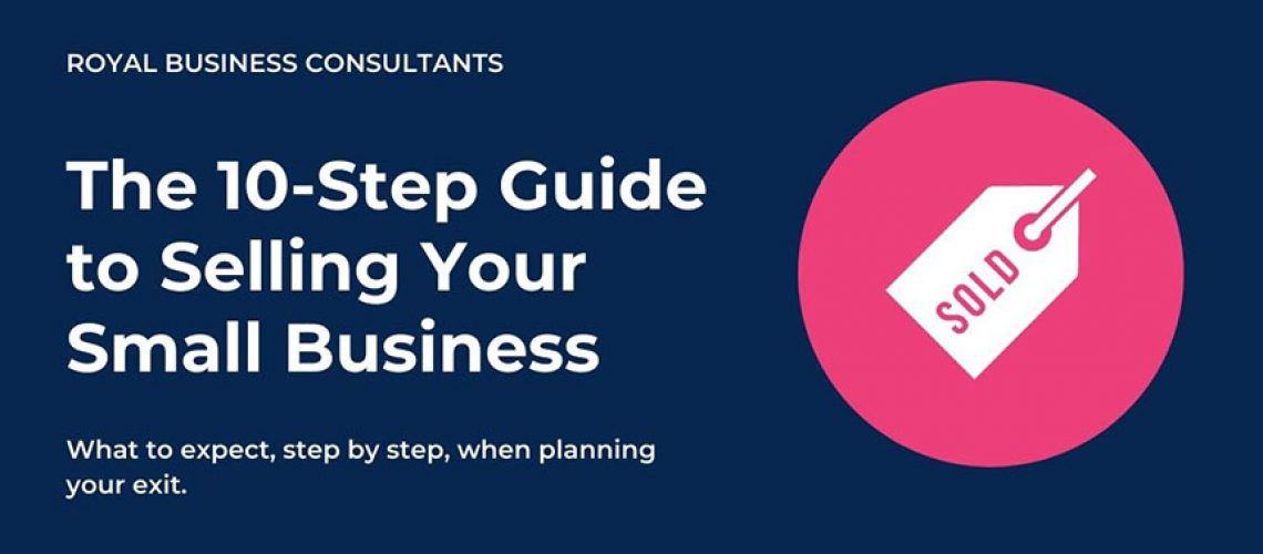 10-Step-Guide-to-Selling-Small-Business